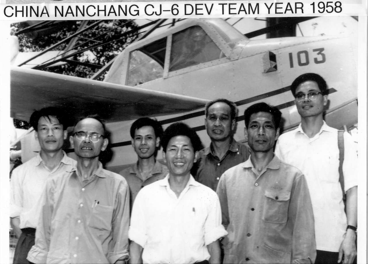 Later on they also create a Nanchang CJ-6 merry go around