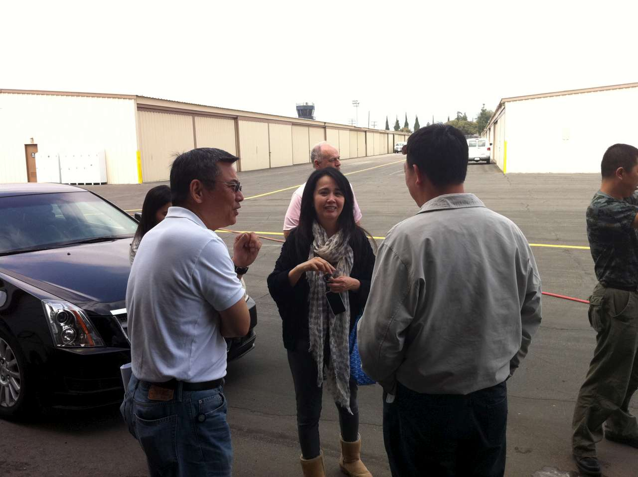 Meet with El Monte hangers owner Cindy Chiang