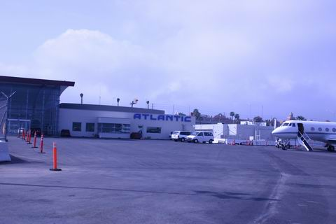 K. One of two FBO at LAX